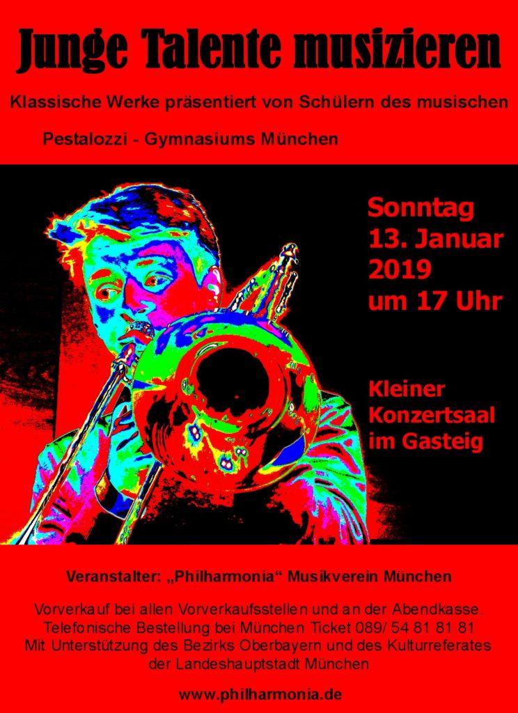 Junge Talente musizieren (13.01.2019)