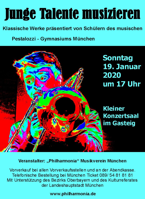 Junge Talente musizieren (19.01.2020)
